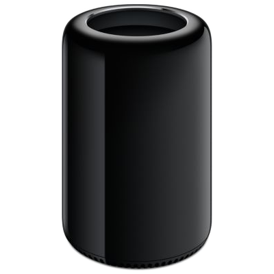 Apple Mac Pro MD878 Six-Core Xeon E5 3.5GHz​/​16GB​/​256GB/​2xAMD FirePro D500-3GB